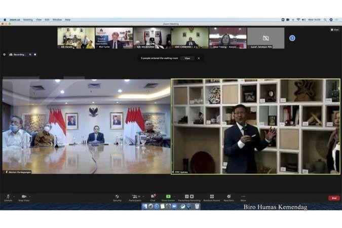 Mendag Resmikan Kantor Baru Itpc Sydney Optimalkan Promosi Produk Indonesia