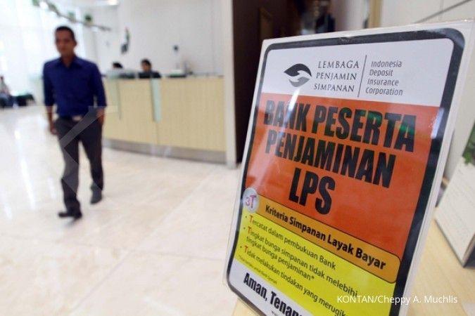 LPS: Pertumbuhan kredit 2017 8%-10% realistis