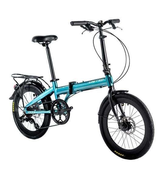 Cocok dipakai sehari-hari, harga sepeda lipat United Pact dibanderol terjangkau