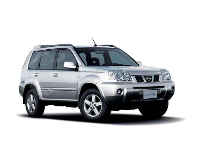 Harga mobil bekas Nissan X-trail Generasi Pertama