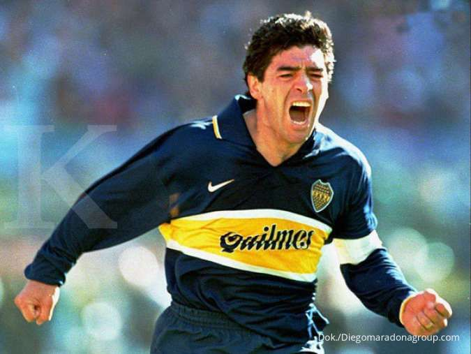Maradona meninggal, ini 5 mobilnnya yang punya cerita unik