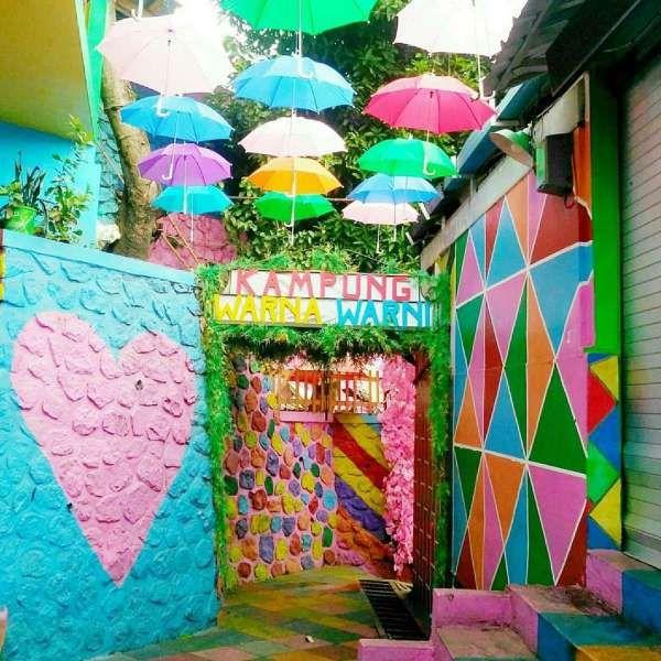 Hore! Kampung Warna Warni Jodipan Malang akan dibuka kembali pada tanggal ini