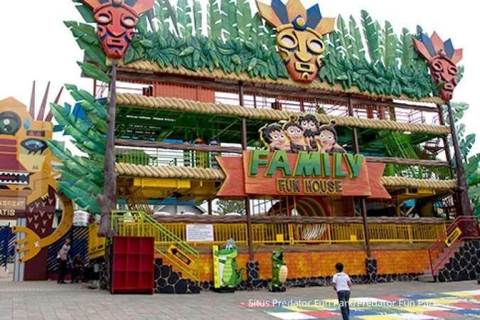 Predator Fun Park, wisata edukasi yang cocok untuk anak-anak