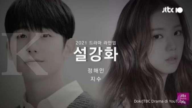 Drama Korea romantis terbaru Snowdrop