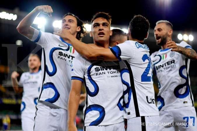Jadwal Liga Champions malam ini babak grup, ada Inter Milan vs Real Madrid