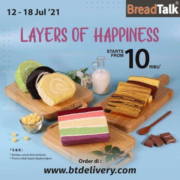 Promo BreadTalk 12-18 Juli 2021