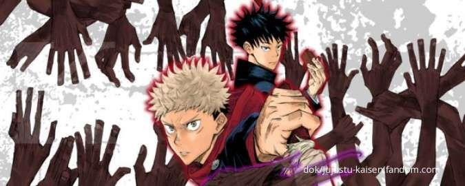 Anime Jujustu Kaisen tayang perdana pada Oktober 2020