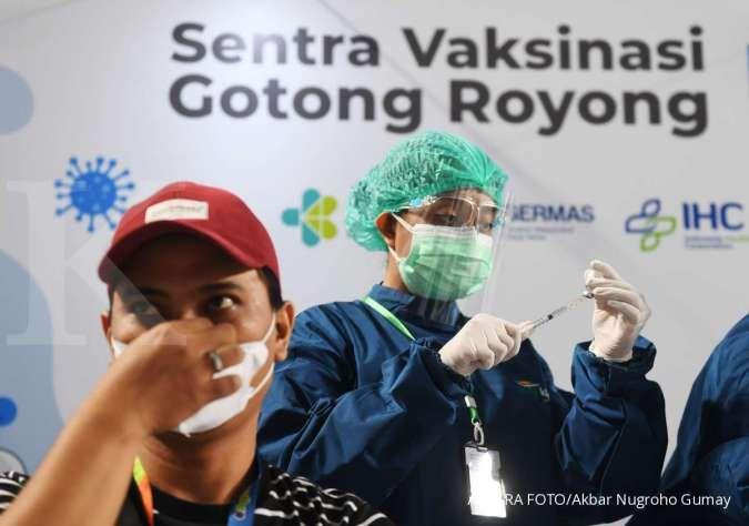 Waspada! Kasus Covid-19 di Indonesia makin menjadi, tambah 13.737 kasus baru