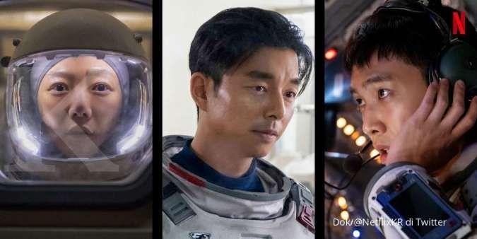 8 Drama Korea terbaru di Netflix yang menyiapkan cerita thriller hingga sci-fi