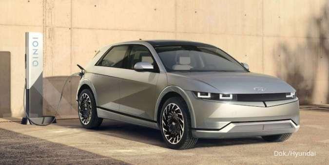 Mobil Listrik Hyundai Ioniq 5 Resmi Dirilis Punya Spesifikasi Garang