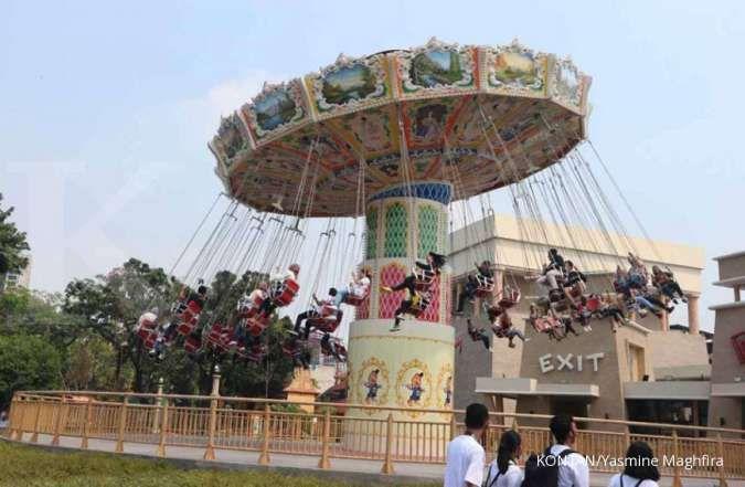 Antisipasi virus corona, Taman Impian Jaya Ancol tutup sementara