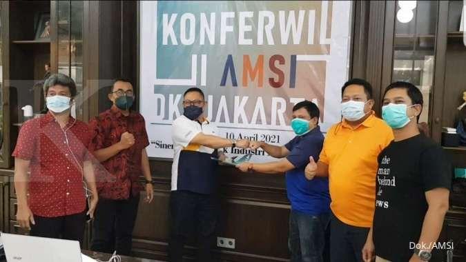 Rikando Somba-Yulis Sulistyawan Pimpin AMSI DKI Jakarta periode 2021-2024