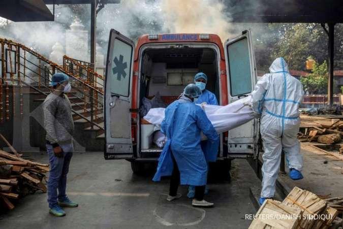 Pemerintah Rusia mengakui, jumlah korban corona lebih besar dari laporan