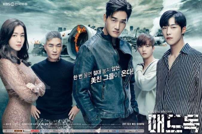 Netflix segera tayangkan drakor Mad Dog, 4 drama Korea ini hadir di bulan September
