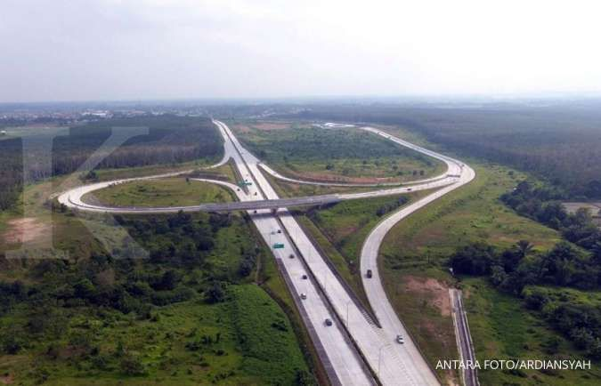 Kadin akui pembangunan infrastruktur dapat tekan biaya logistik