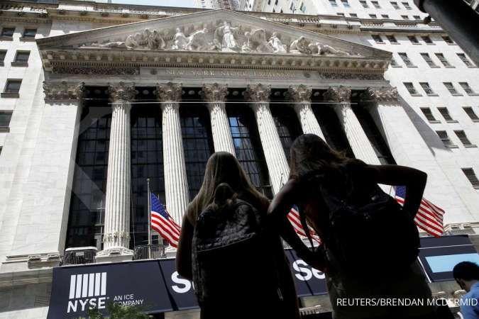 Wall Street menguat, Nasdaq cetak rekor baru setelah pernyataan Powell