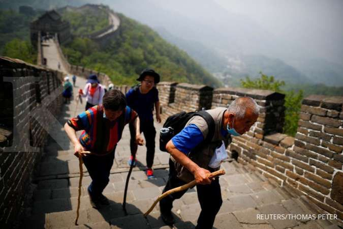 Libur Mei China catakan 85 juta perjalanan selama tiga hari