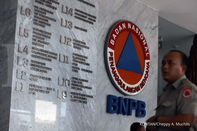 Ada risiko siklon tropis, BNPB keluarkan peringatan dini ke 30 wilayah