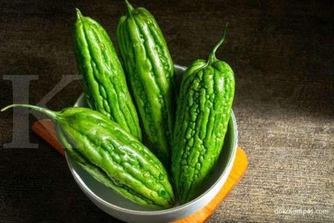 6 Manfaat pare yang penting untuk kesehatan tubuh