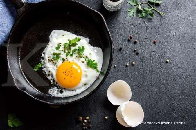 Cara menurunkan berat badan adalah memperbanyak asupan protein.