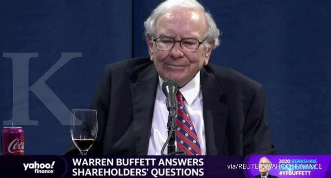 Ini sosok yang bakal menggantikan Warren Buffett jadi CEO Berkshire Hathaway