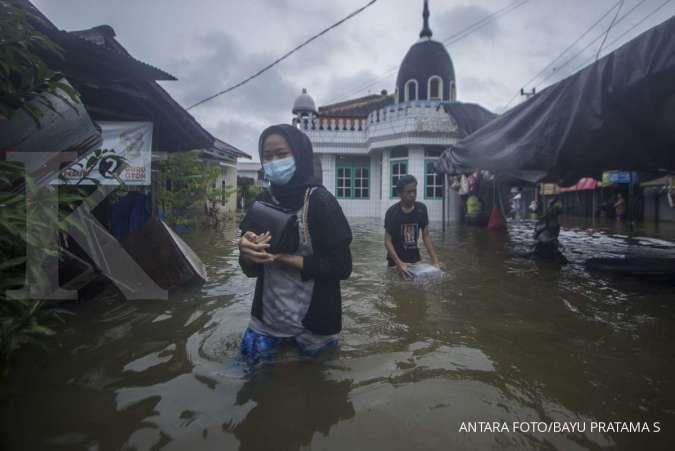 4 Dampak banjir terhadap lingkungan