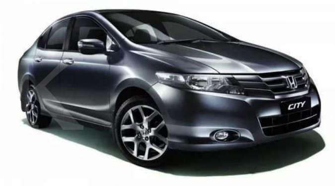 Harga mobil bekas Honda City makin murah, mulai Rp 100 jutaan
