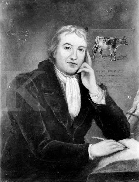 Edward Jenner, penemu vaksin pertama di dunia