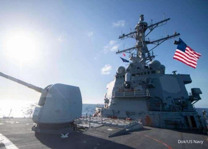 Bersiap melawan China dan Rusia, Joe Biden meminta anggaran pertahanan AS ditambah
