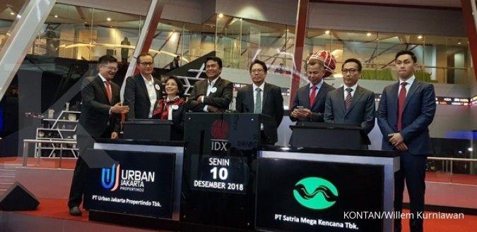 Mantap, kinerja Urban Jakarta Propertindo (URBN) di 2019 melesat
