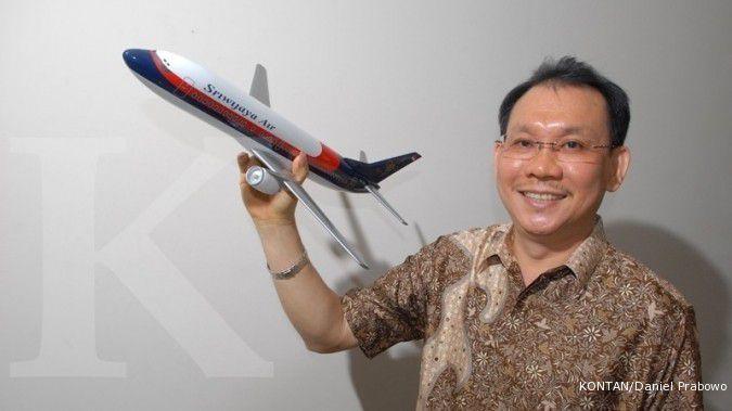 Eks sales terbang tinggi bersama Sriwijaya