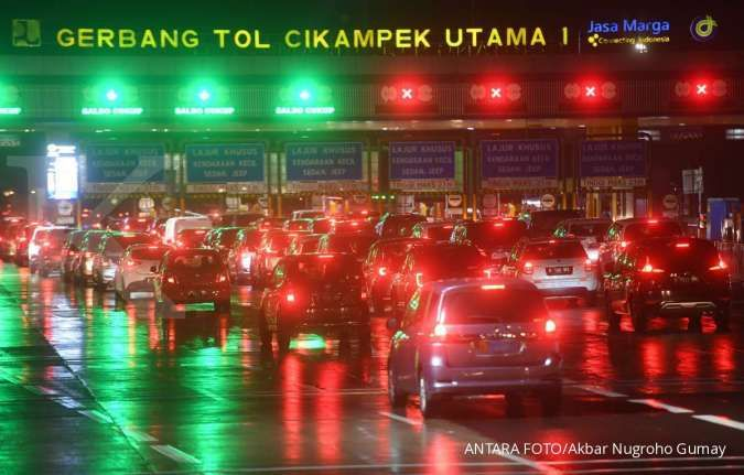 Ada larangan mudik, ini lokasi titik pengamanan Polda Metro Jaya