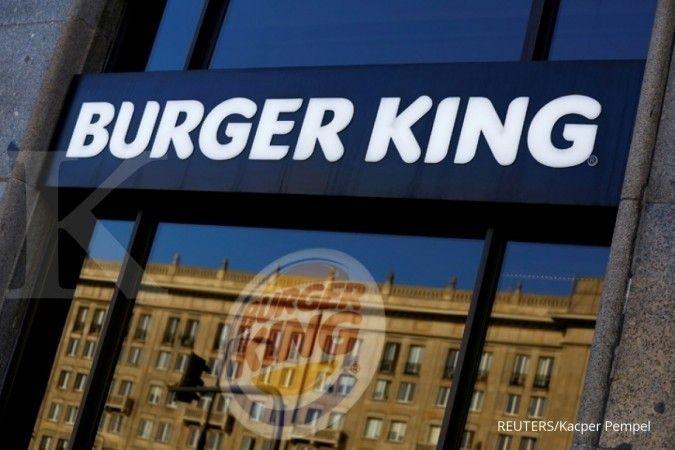 Promo Burger King mulai dari harga Rp 5.000, berlaku sampai 31 Agustus 2020!