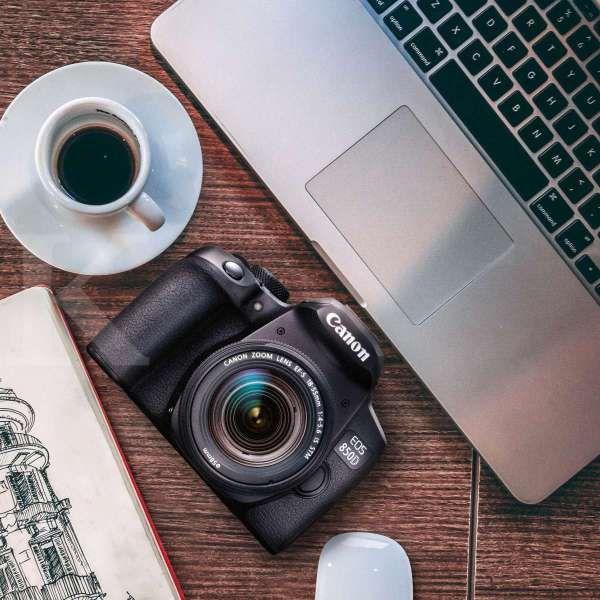 Inilah pilihan kamera DSLR bagi pemula, Canon EOS 850D. Simak spesifikasinya!