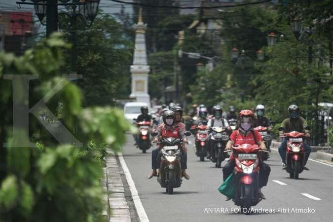Cuaca hari ini di Jawa dan Bali: Yogyakarta cerah, Semarang hujan ringan