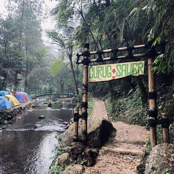 Wisata Alam Capolaga, tempat liburan yang menawarkan suasana alam khas Subang