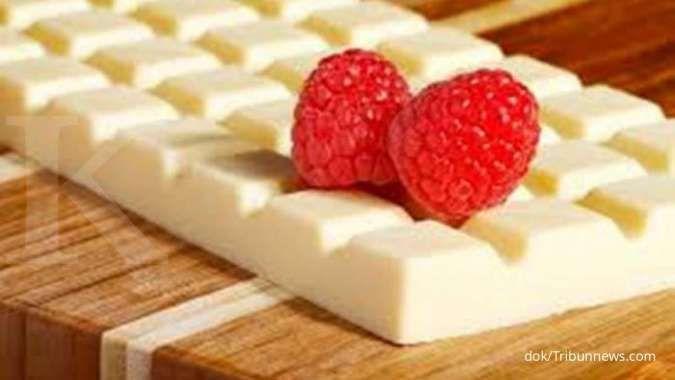Penelitian: Coklat putih bisa membakar lemak dan menurunkan berat badan