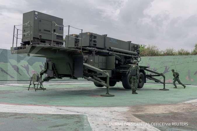 China gelar latihan militer, Taiwan: Awas, jangan terlalu dekat!