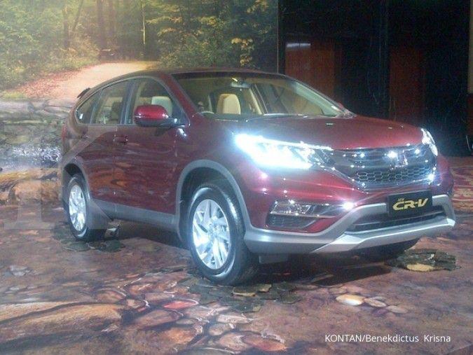 Bisa pilih, lelang mobil dinas Honda CRV & Accord harga murah mulai Rp 59 jutaan