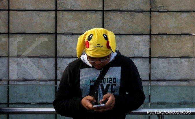 Main Pokemon, sopir truk tabrak wanita di Jepang
