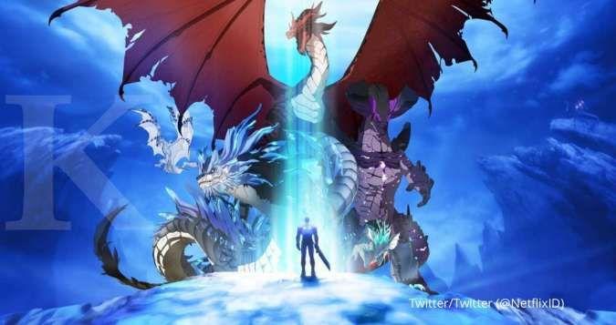 Masih lanjut! Anime DOTA: Dragons Blood umumkan Book 2 sedang digarap