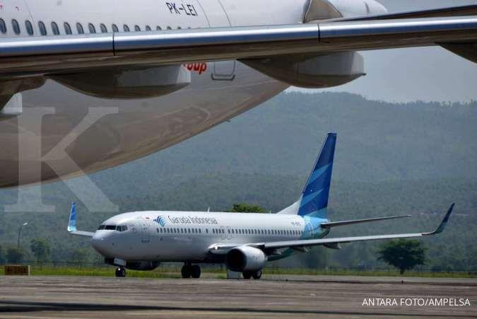 Sebelum mudik Lebaran dilarang, Garuda Indonesia tebar diskon hingga 86%