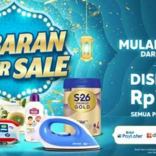 Belanja Online Menjadi Pilihan Masyarakat Berbagai Daerah Selama Ramadan, Blibli Catat Pertumbuhan Positif