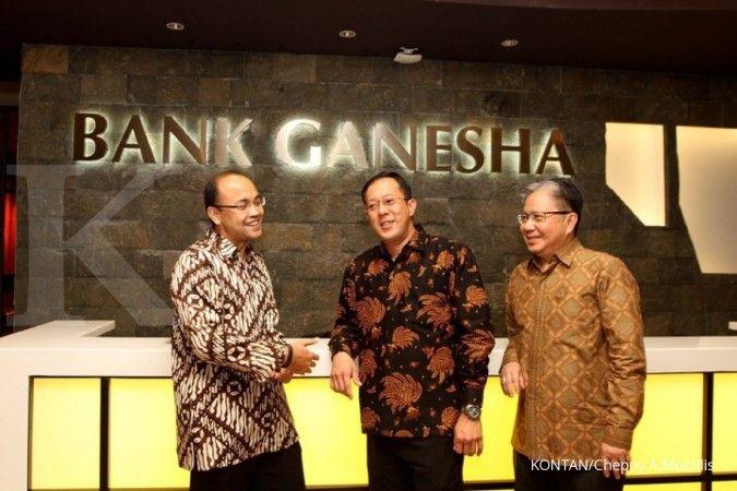 Bank Ganesha ganti sekretaris perusahaan