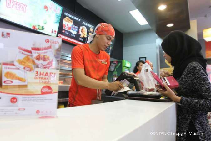 Cek promo KFC terbaru 18 Juni 2021, KFC Grilled Soy Sauce Chicken Rp 68.000 saja