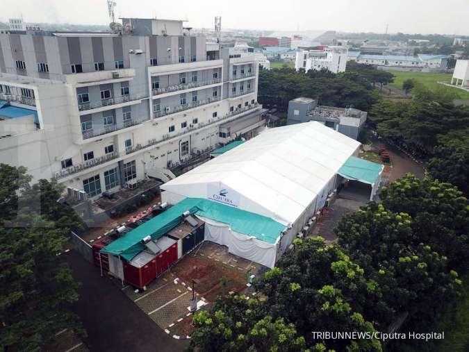 Mulai 1 Mei, Ciputra Hospital operasikan fasilitas isolasi tambahan pasien corona