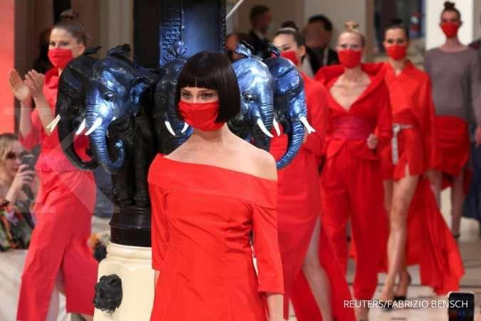 Strategi startup fashion Arane Ecoprint bertahan di tengah pandemi