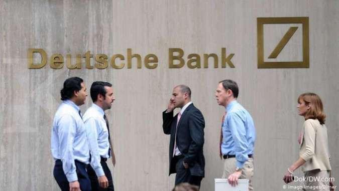 Deutsche Bank Akan Pangkas 18.000 Lapangan Kerja