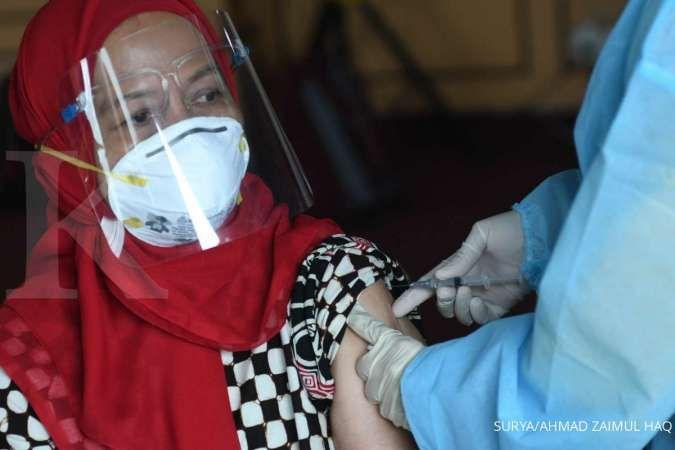 Vaksinasi Covid-19 dosis ketiga untuk nakes akan dimulai pekan depan