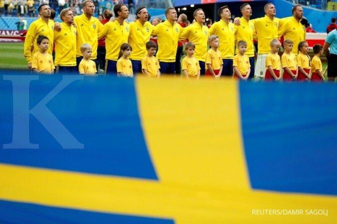 Swedia vs Slovakia di Euro 2020: Sama-sama punya rekor bagus